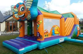 Small Obstacle Course Hire in Cork