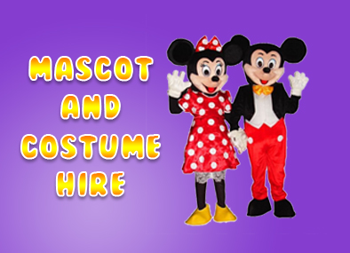 mascot and costume hire