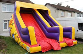Super Slide Hire Cork